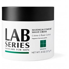 Lab Series Maximum Comfort Shave Cream for Men, 8 Ounce