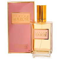 Tea Rose Parfum FOR WOMEN by Perfumer's Workshop - 1.0 oz EDP Spray