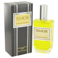Perfumers Workshop Tea Rose Eau de Toilette Spray for Women, 4.0 Fluid Ounce