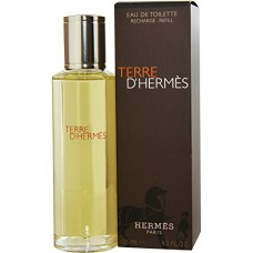 Hermes Terre D'hermes Eau de Toilette Spray for Men, 4.2 Ounce