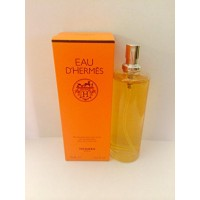 Eau D' Hermes Refill Leather Case Eau De Toilette By Hermes 2.5 Fl. Oz.
