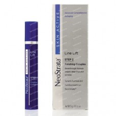 Neostrata Skin Active Advanced Comprehensive Antiaging Linelift Step 2 Finishing Complex SynerG Formula 8.0 Net Wt 0.5 Oz.